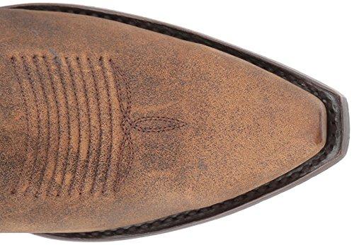 Ariat Kvinna Diamante Arbete Boot, Naturlig Norwood, 10 B Oss Naturligt Norwood