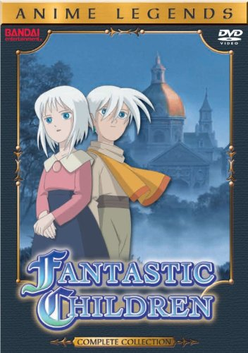 Fantastic Children: Complete Collection by Bandai