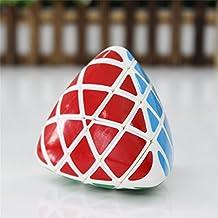 GoodPlay Moyu Aosu Mastermorphix Speed Cube 4x4 Magic Puzzle Cube--White(+One Cube Bag)