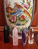 """Luckeeper Healing Crystal Wands,2"""" Amethyst"""