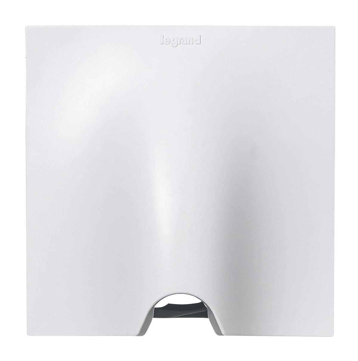 Legrand LEG91339 Neptune Sortie de c/âble Blanc