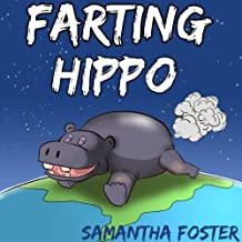 Children's books:Farting Hippo.Funny bedtime story about hippopotamus.