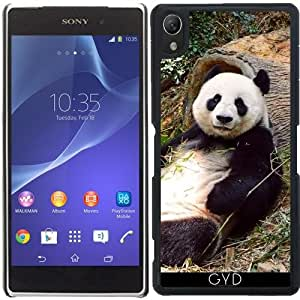 Funda para Sony Xperia Z2 - 0315p Panda by More colors in life