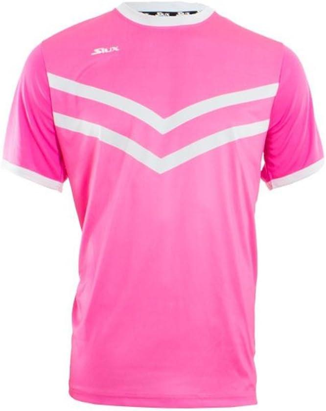 Siux Camiseta Zeus Rosa: Amazon.es: Deportes y aire libre