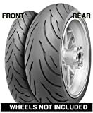 Continental 110/70 Zr 17 M/C 54W Tl Front Motion P/N 244072