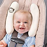 BTZ Adjustable Head Rest Baby Pillow Child Travel Pillow, Car Seat Head Neck Rest Pillow