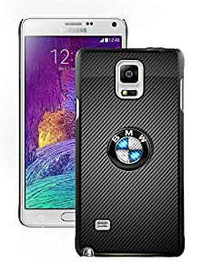 Unique and Easy Use Case BMW 8 Black Case for Samsung Galaxy Note 4