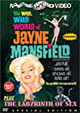 The Wild, Wild World of Jayne Mansfield / Labyrinth of Sex [DVD] [Region 1] [US Import] [NTSC] [1968]