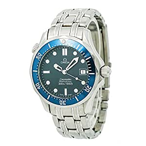 Omega Seamaster automatic-self-wind mens Watch 2561.80.00 (Certified Pre-owned)