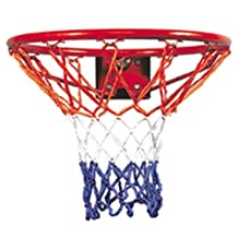 Sure Shot215 Basketball Ring - Red/ White by Sure Shot