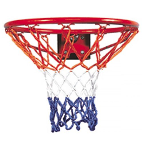 Sure Shot215 Basketball Ring - Red/ White