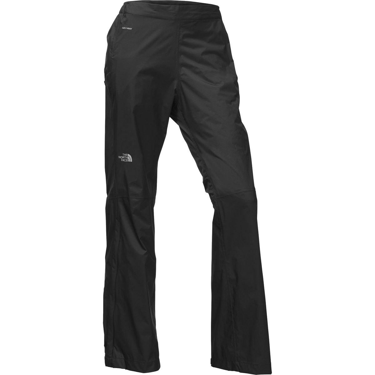 The North Face Women's Venture 2 1/2 Zip Pants Tnf Black Medium