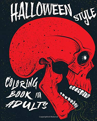 Halloween Treats: Adult Coloring Pages | Renae Rude - The ... | 500x400
