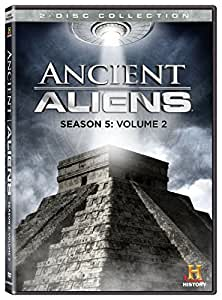 Ancient Aliens Season 5 Volume 2 [DVD]