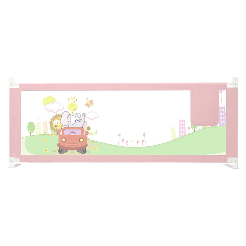 ベッドフェンス, ベイ用ポータブルベッドレール、幼児用安全ベビーカーベビーカーベビーカー、4色使用可能 - 高さ65cm (色 : STYLE 3, サイズ さいず : 150cm) 150cm STYLE 3 B07KW82V1B