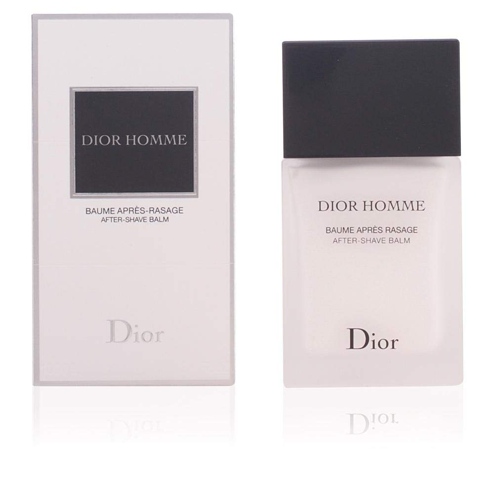 Christian Dior Homme After Shave Balm for Men, 3.4 Ounce