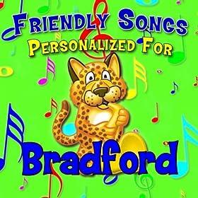 Amazon Com Bradford S Silly Farm Personalized Kid Music