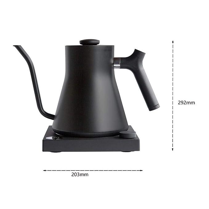 XXJF Control de temperatura electrónico inteligente cafetera ...