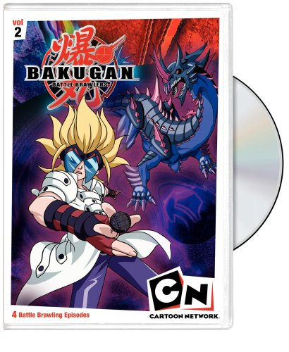 Cartoon Network: Bakugan Volume 2: Game - Outlet Phoenix Stores Premium