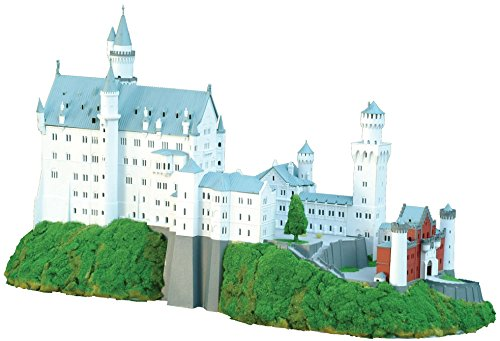 1/200 Royal Castles Neuschwastein Delax color version