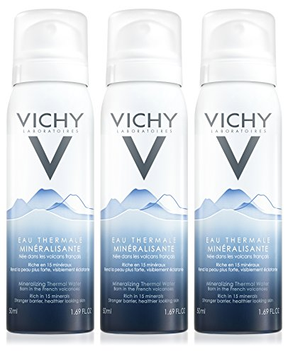 Vichy Mineralizing Thermal Water, 1.69 Fl Oz (Pack of -