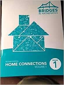 Bridges in Mathematics Home Connection, Grade 1, Volume 1 ...