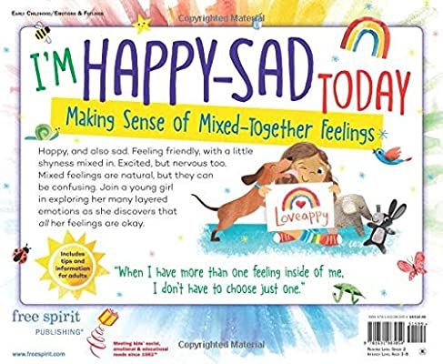 I'm Happy-Sad Today: Making Sense of Mixed-Together Feelings