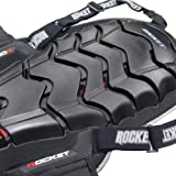 Joe Rocket Speedmaster 2.0 Adult Back Protector Sports Bike Motorycle Body Armor - Black / Large