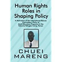 Human Rights Roles in Shaping Policy