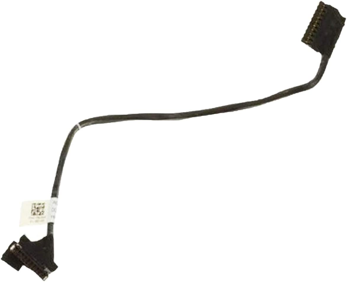 efohana ADM70 Laptop Battery Cord Replacement for Dell Latitude E5470 E5570 Precision M3510 Series Notebook Battery Cable 6MT4T NGGX5 Wire (Length: 16cm)
