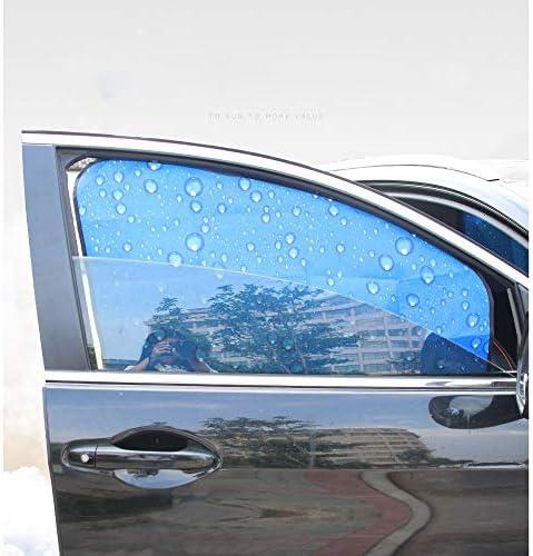 NBMNM Parasol Coche, Magnética Ventana Lateral Protector Solar De ...