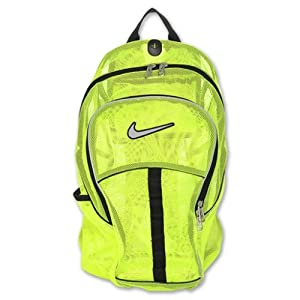 mesh nike backpack