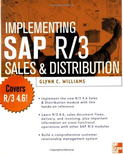 Implementing SAP Sales and Distribution Pdf