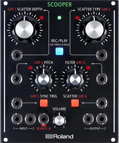 Roland Scooper Scatter Modular Effect