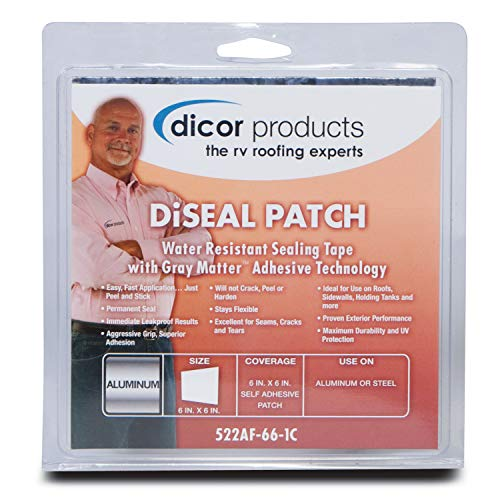 Best Rv Roof Patch Dicor List Idkn Reviews