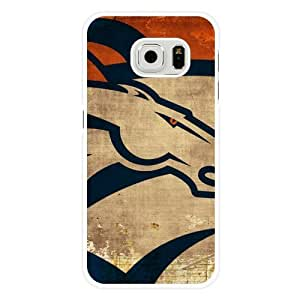 For Case Iphone 5/5S Cover , Customized NFL Denver Broncos Logo White Hard Shell For Case Iphone 5/5S Cover , Denver Broncos Logo For Case Iphone 5/5S Cover (Only Fit For Case Iphone 5/5S Cover )
