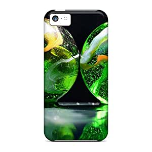 New Cute Funny 3d Globes Cases Covers/ Iphone 5c Cases Covers