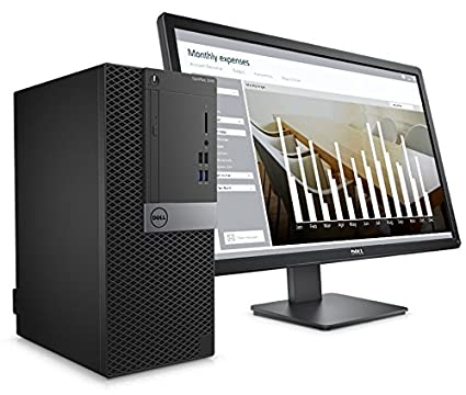 Verwonderlijk Dell 3046 MT Desktop PC Intel Core i3 -6th Gen/ 4GB / 1000GB/ 19.5 UE-39