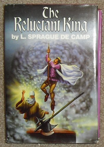 - The reluctant king: The goblin tower, The clocks of Iraz, The unbeheaded king