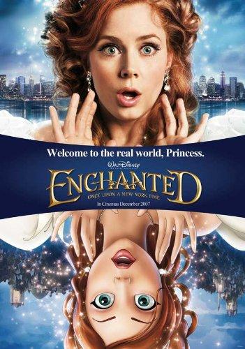 Amazoncom Enchanted Poster Movie F 27x40 Amy Adams Patrick Dempsey