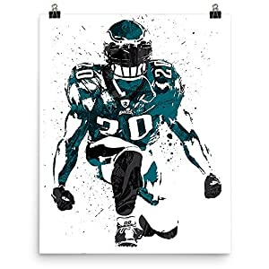 Brian Dawkins Philadelphia Eagles Poster