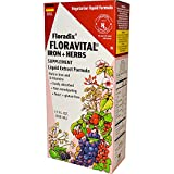 Salus-Haus Floradix Floravital Iron Plus Herbs Supplement Liquid Extract Formula, 17 Ounce