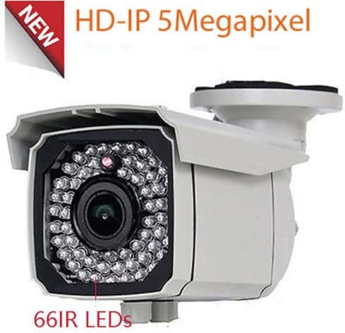 Am HD-TVI Sony CMOs 2.6MP 1080P 72IR LEDs Varifocal Zoom Outdoor Security Camera