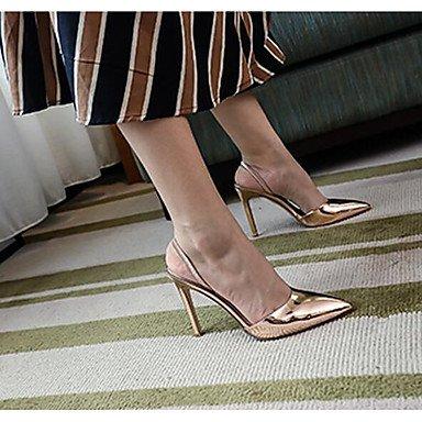 SHOES-XJIH&Uomini sandali estivi in Nylon Canvas Casual tacco piatto altri altri,verde,US7 / EU39 / UK6 / CN39