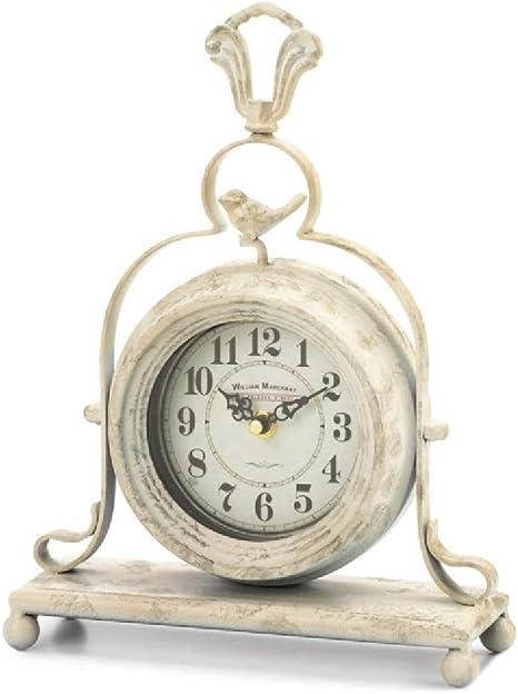 Vintage Tabletop Clock 9 5x3 5x12 5 Home Kitchen