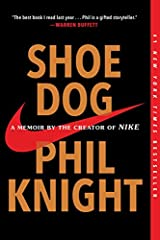 "NEW YORK TIMES BESTSELLERIn this instant and tenacious bestseller, Nike founder and board chairman Phil Knight ""offers a rare and revealing look at the notoriously media-shy man behind the swoosh"" (Booklist, starred review), illuminating his ..."