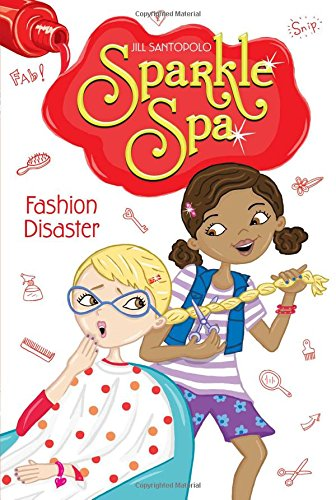Fashion Disaster Sparkle Jill Santopolo product image