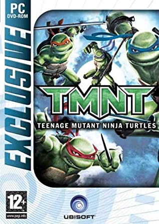 TMNT Tortugas Ninja Exclusivo (PC): Amazon.es: Videojuegos