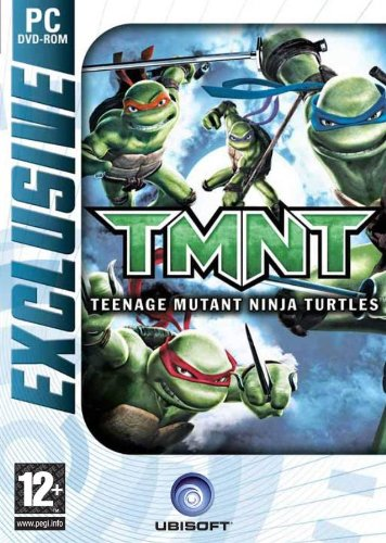 TMNT Tortugas Ninja Exclusivo (PC): Amazon.es: Videojuegos