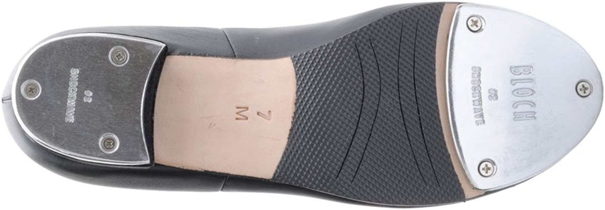 S038lL Leather Tap Shoes Audeo Bloch Tap Shoes